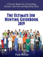 The Ultimate Job Hunting Guidebook 2019