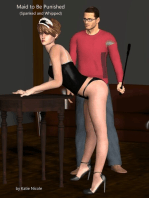 Maid to Be Punished (Spanked and Whipped)