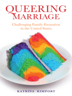 Queering Marriage