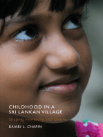 Childhood in a Sri Lankan Village