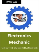 Electronics Mechanic