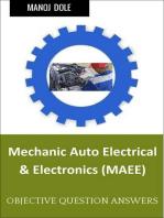 Mechanic Auto Electrical & Electronics