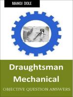 Draughtsman Mechanical