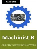 Machinist B