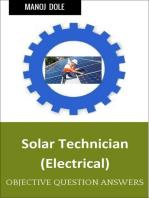 Solar Technician Electrical