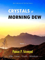 Crystals of Morning Dew