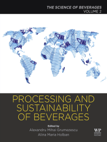 Processing and Sustainability of Beverages: Volume 2: The Science of Beverages