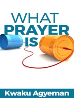 What Prayer Is