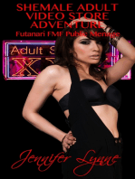 Shemale Adult Video Store Adventure