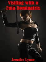Visiting with a Futa Dominatrix