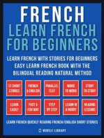French - Learn French for Beginners - Learn French With Stories for Beginners (Vol 1)