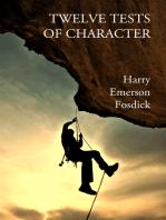 Twelve Tests of Character