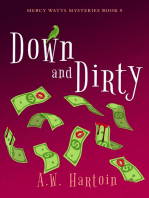 Down and Dirty (Mercy Watts Mysteries Book 9)