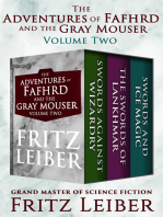 The Adventures of Fafhrd and the Gray Mouser Volume Two