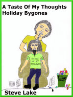 A Taste Of My Thoughts Holiday Bygones