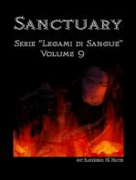 """Sanctuary - Serie """"Legami Di Sangue"""" - Volume 9"""
