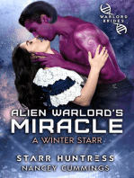 Alien Warlord's Miracle