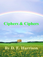 Ciphers & Ciphers