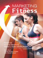 Marketing en el fitness