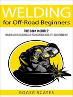 Welding for Off-Road Beginners