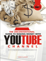 The Unconventional Guide To Making Money With Youtube Channel