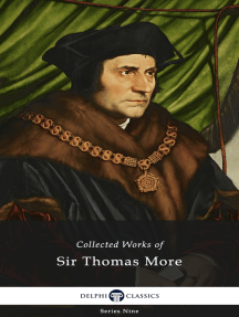 Delphi Collected Works of Sir Thomas More (Illustrated)
