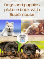 Bubsimouse Picture book of the dogs