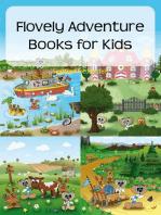 Flovely Adventure Books for Kids