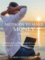 Methods to Make Money Online