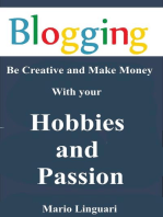Blogging Hobbies and Passion