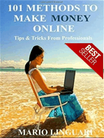 101 Methods to Make Money Online