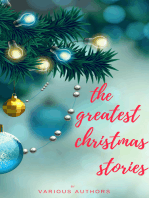 The Greatest Christmas Stories