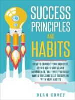 Success Principles and Habits