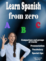 Learn Spanish from zero