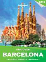 Lonely Planet Discover Barcelona 2019