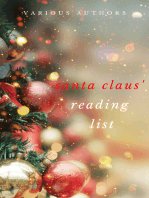 Ho! Ho! Ho! Santa Claus' Reading List
