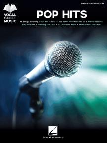 Pop Hits: Singer + Piano/Guitar