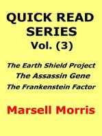 Quick Read Series Box Set Vol. (3)