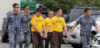 Life Sentences Handed To Four Hongkongers In Philippines On Drug Charge