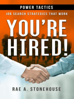 You're Hired! Power Tactics