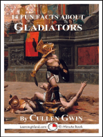14 Fun Facts About Gladiators