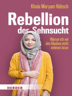 Rebellion der Sehnsucht