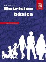 Módulo de nutrición básica