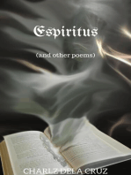 Espiritus (and other poems)
