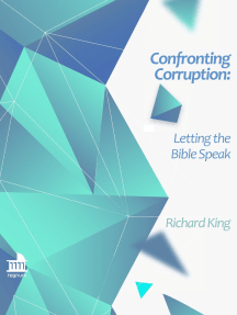 Confronting Corruption: Letting the Bible Speak