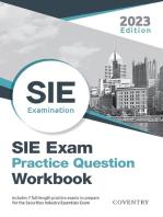 SIE Exam Practice Question Workbook: Seven Full-Length Practice Exams (2021 Edition)