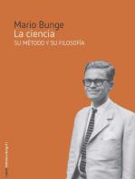 La ciencia: Su método y su filosofía