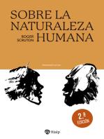 Sobre la naturaleza humana