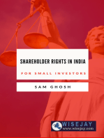 Shareholder Rights in India for Small Investors