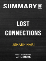 Summary of Lost Connections